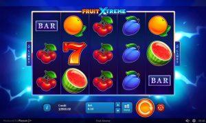 Fruit Xtreme Slots Gameplay