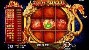 Hot Chilli Slots Gameplay